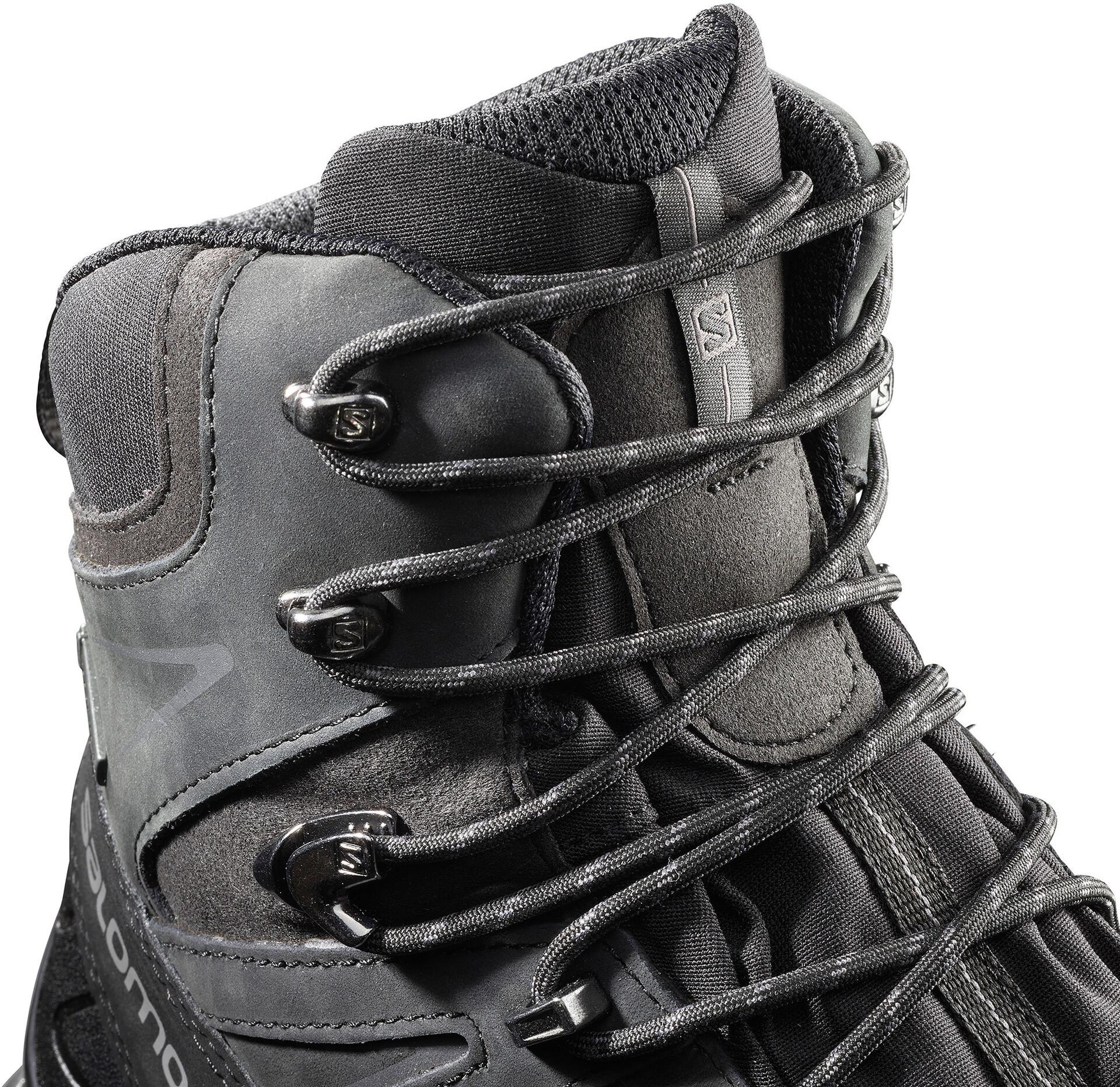 Salomon X Ultra Trek GTX Chaussures Homme, blackblackmagnet